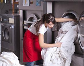 洗衣店行业